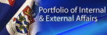 Portfolio of Internal and External Affairs